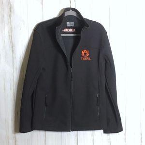 Dark Gray Colosseum Auburn Zip Up Jacket Like New